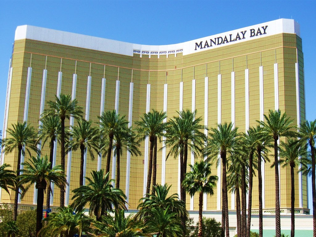 Hôtel Mandalay Bay